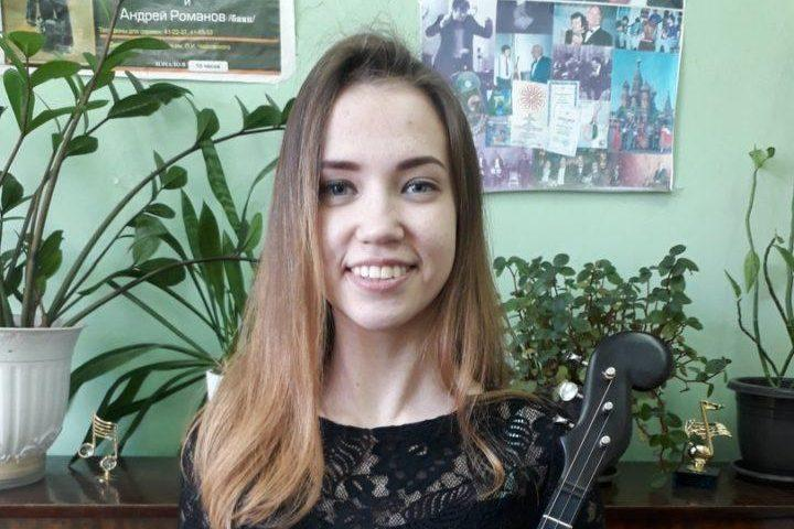 Анна Гребнева